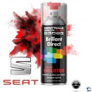 Bombe peinture Seat brillant direct 2K
