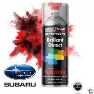 Bombe peinture Subaru brillant direct 2K