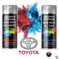 Bombe de peinture Toyota base à vernir