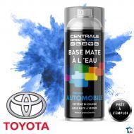 Bombe de peinture Toyota base mate à l'eau