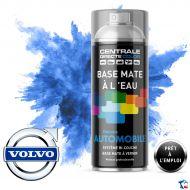 Bombe de peinture Volvo base mate à l'eau
