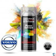 Bombe de peinture Volvo base solvantée