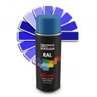 Bombe de peinture RAL Bleu
