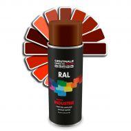 Bombe de peinture RAL Marron
