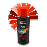 Bombe de peinture RAL Rouge