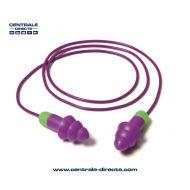 Bouchon d'oreille réutilisable lavable - 30 dB