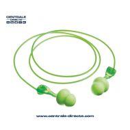 Bouchons d'oreilles réutilisables Twister® Cord 34 dB x80