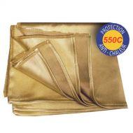 Couverture de protection meulage 550°C