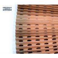 Filtre extraction carton plissé avec fibre