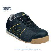 Chaussure basse de sécurité D-SPIRIT- noir