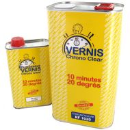 Pack Vernis Chrono Clear 4 L