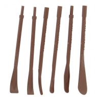 Jeu de 6 spatules pour joint et mastic