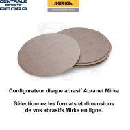 Disque abrasif ABRANET MIRKA