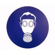 Pictogrammes 200 mm PVC, masque obligatoire
