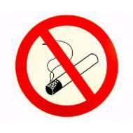 Pictogrammes 200 mm PVC, interdit de fumer