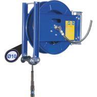 Enrouleur pneumatique automatique Modèle moyen - Tuyau caoutchouc ø10 x 17 longueur 20M