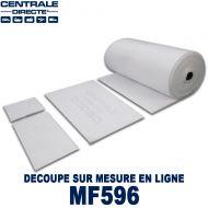 Filtre Plenum pour cabine peinture à la découpe 300 g/m²
