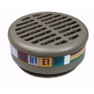Filtre anti-gaz A1B1E1 pour HSM240 et 250 - x2