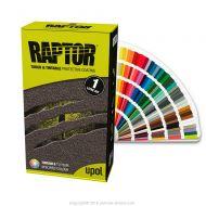 Kit peinture Raptor liner teintable 1 litre