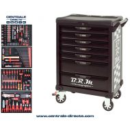 Servante One by One édition limitée B.R.M 350 outils - Ks Tool