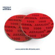 Disque abrasif Abralon Mirka - P1000 Ø 77 mm