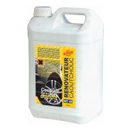 Cire rénovateur pneu et surfaces caoutchoucs - Bidon de 5 litres