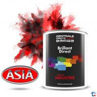 Peinture Asia brillant direct