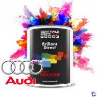 Peinture Audi brillant direct