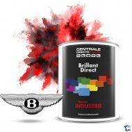 Peinture Bentley brillant direct