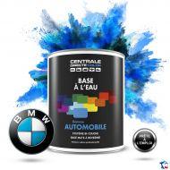 Peinture voiture BMW base mate à l'eau
