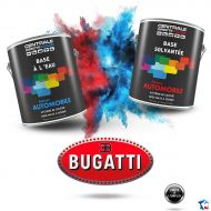 Peinture Bugatti base mate à vernir