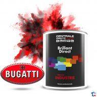 Peinture Bugatti brillant direct