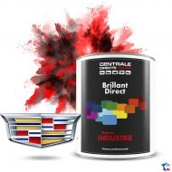 Peinture Cadillac brillant direct