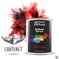 Peinture Chatenet brillant direct
