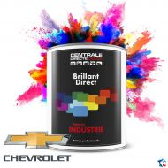 Peinture Chevrolet brillant direct