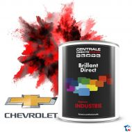 Peinture Chevrolet brillant direct