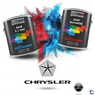 Peinture Chrysler America base mate à vernir