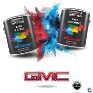 Peinture GMC base mate à vernir