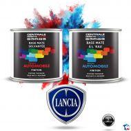 Peinture Lancia base mate tricouche à vernir