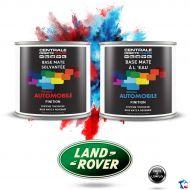 Peinture Land Rover base mate tricouche à vernir