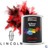 Peinture Lincoln brillant direct