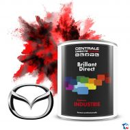 Peinture Mazda brillant direct