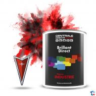 Peinture Pontiac brillant direct