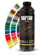 Kit peinture Raptor liner teintable 4L
