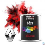 Peinture Renault brillant direct