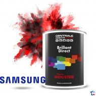 Peinture Samsung  brillant direct
