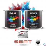 Peinture Seat base mate tricouche à vernir