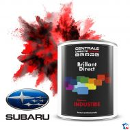 Peinture Subaru brillant direct