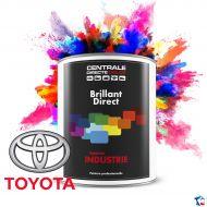Peinture Toyota brillant direct