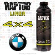 Peinture Raptor 4x4 Bmw